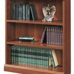 Sauder Camden County 3 Shelf Bookcase With 2 Adjustable