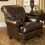 Fresco Durablend Antique Accent Chair