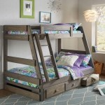 Simply Bunk Beds 209 Twin Over Full Bunk Bed Royal Furniture Bunk Beds
