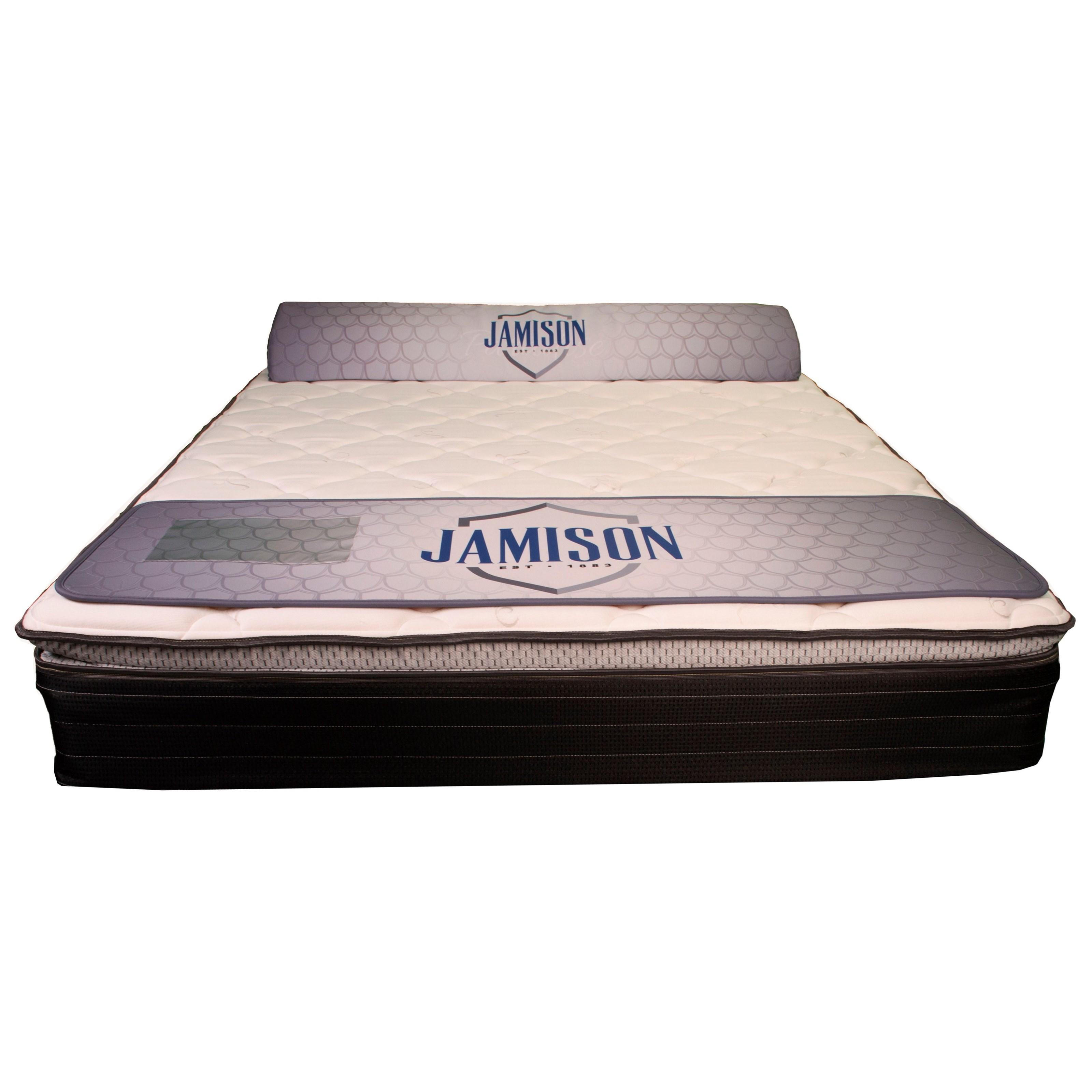 mayflower pt full 11 pillow top mattress