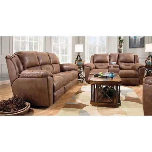 Southern Motion Pandora Reclining Living Room Group