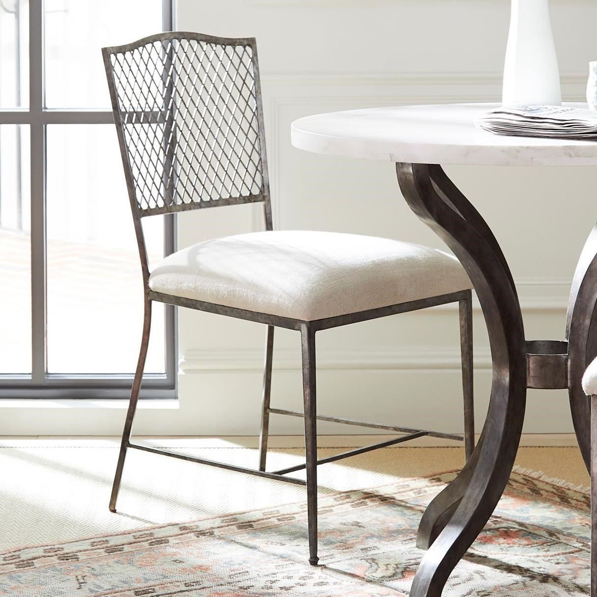 Stanley Furniture Willow Metal Bistro Chair Story Lee