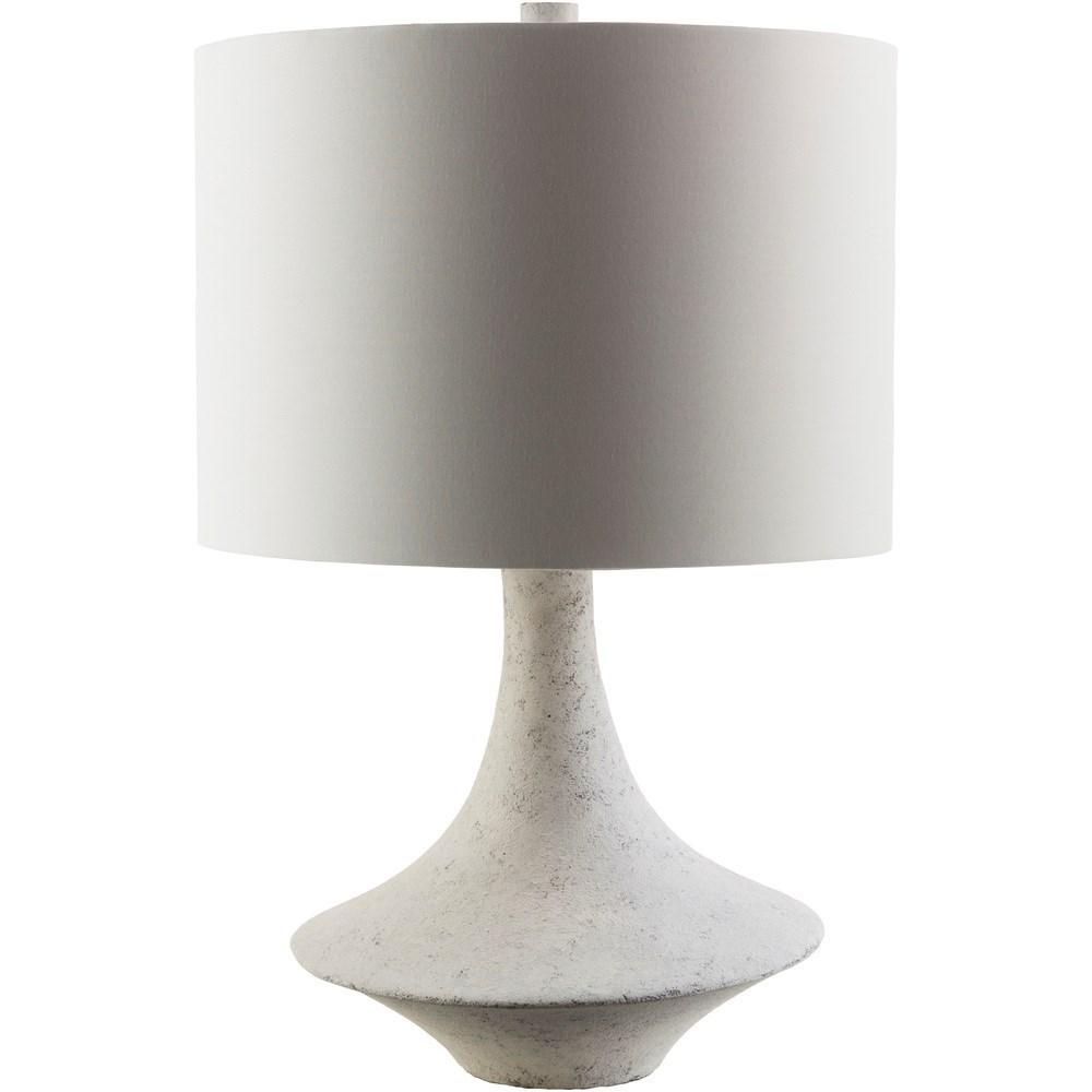 Surya Bryant Bry340 Tbl Concrete Contemporary Table Lamp