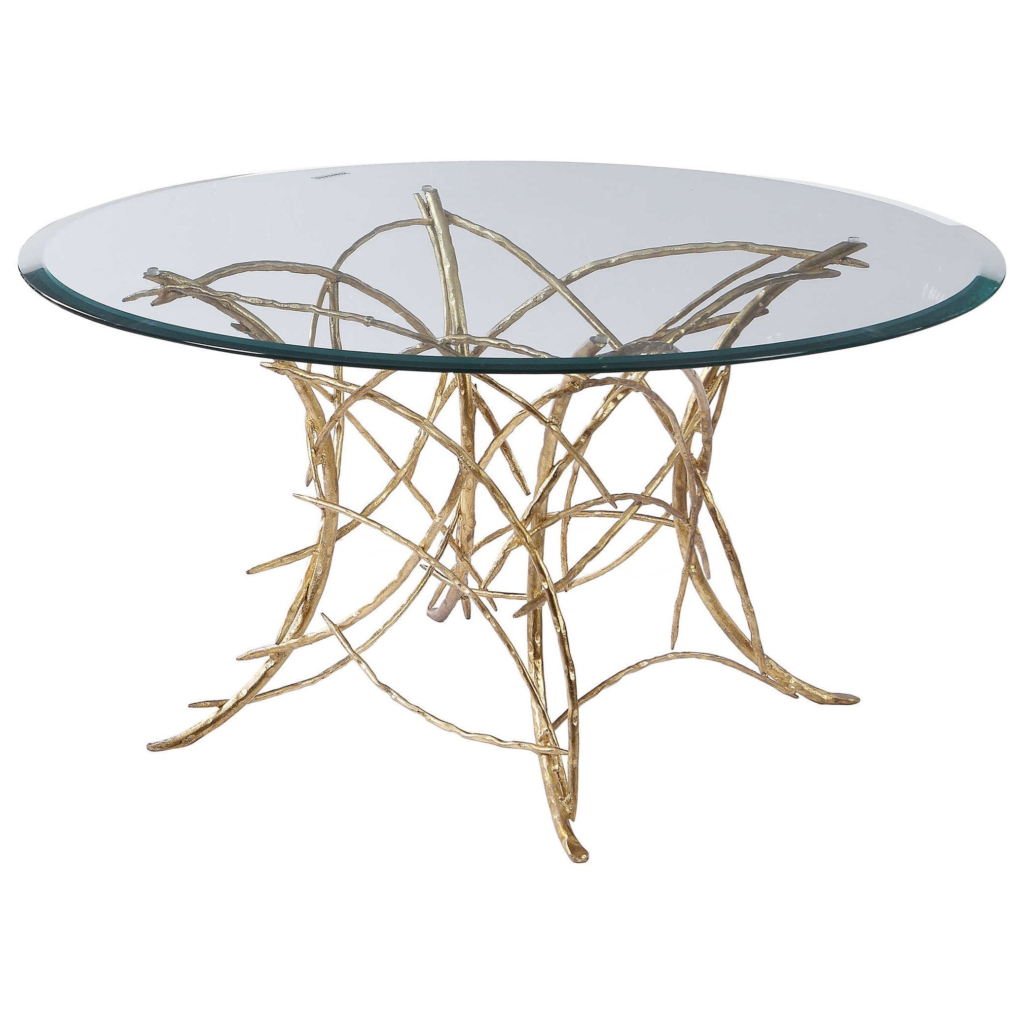 accent furniture occasional tables amoret glass coffee table