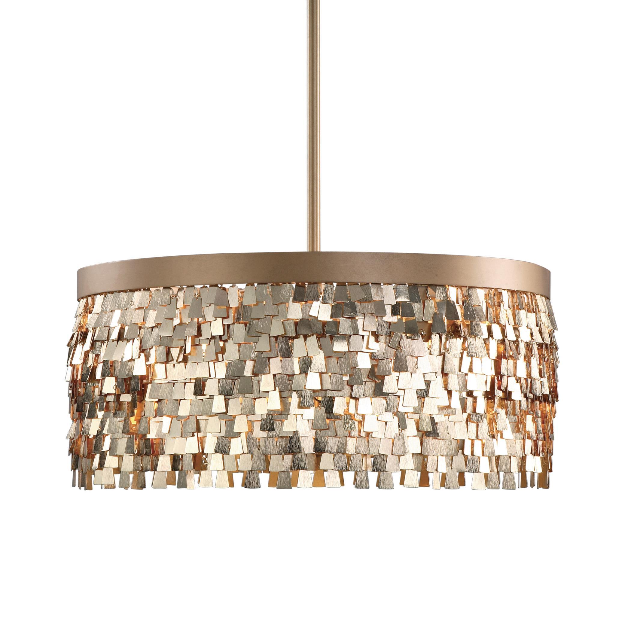 lighting fixtures pendant lights tillie 3 light textured gold pendant