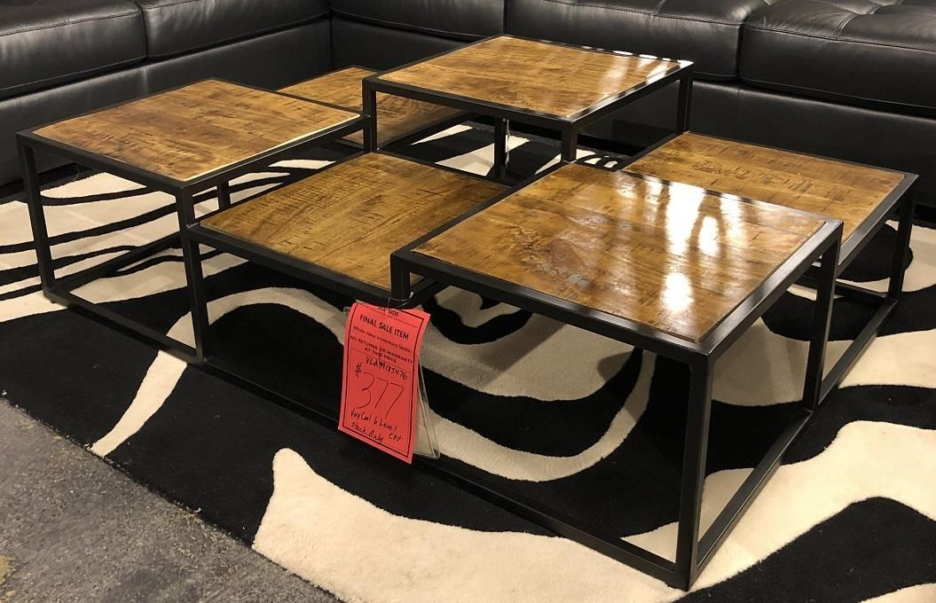 wayside furniture cocktail coffee tables