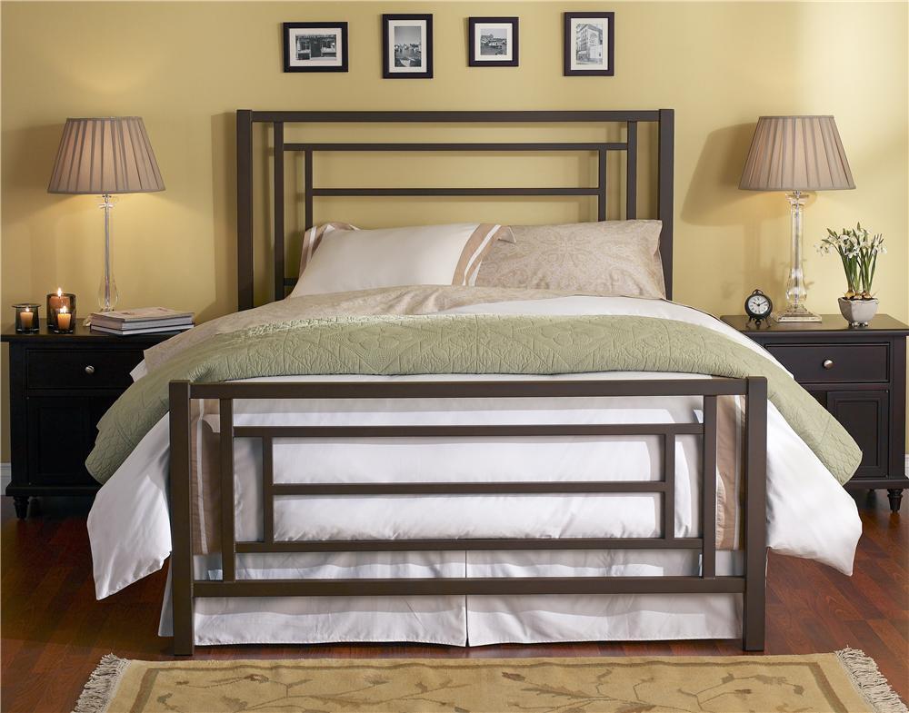 Wesley Allen Iron Beds Queen Contemporary Sunset Iron Bed Wayside Furniture Headboard
