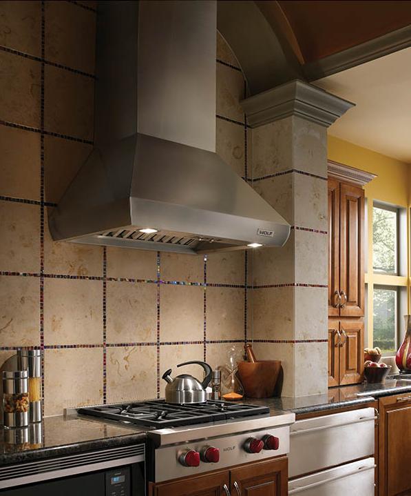 48 pro wall chimney hood