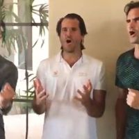 Roger Federer sings the Beatles and Top videos of the Tennis Superstar's singing moments!