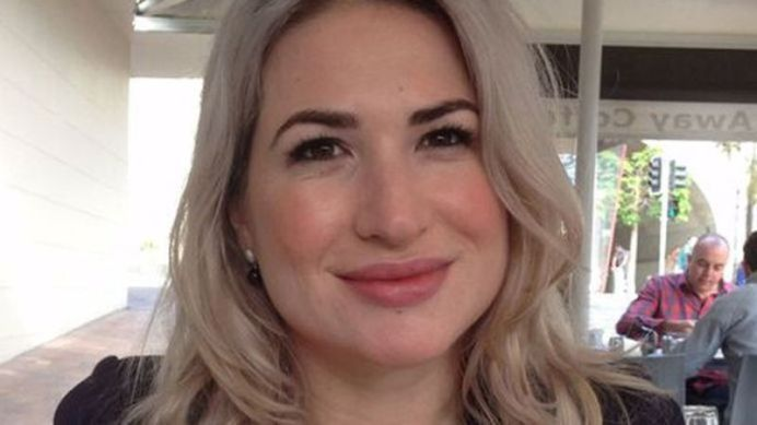 Ms Campion, 33, is reported to have undertaken the role of media adviser after Mr Canavan was forced out of office.