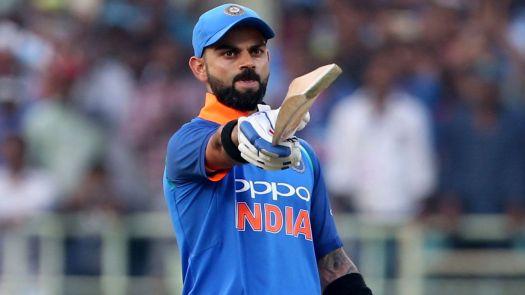 Virat Kohli become fastest batsman to 10,000 ODI runs