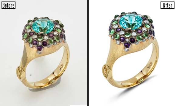 Jewelry-retouch
