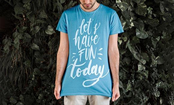 T-shirtT-shirt-and-Bag-Design