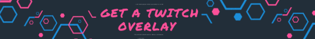 Twitch Overlays for Stream Players