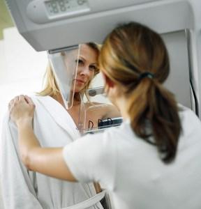 Examen - Mammographie