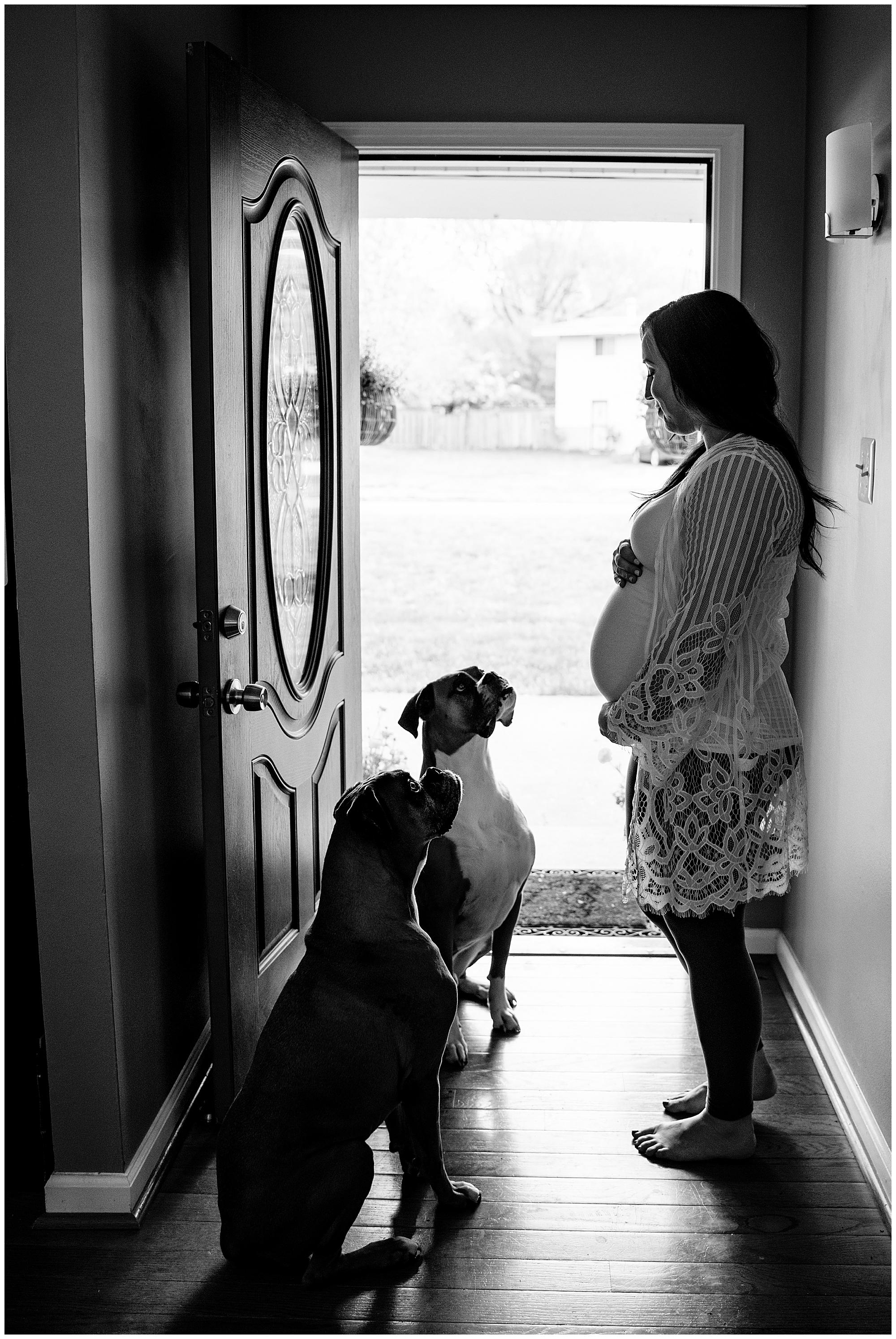 Washington DC maternity photography