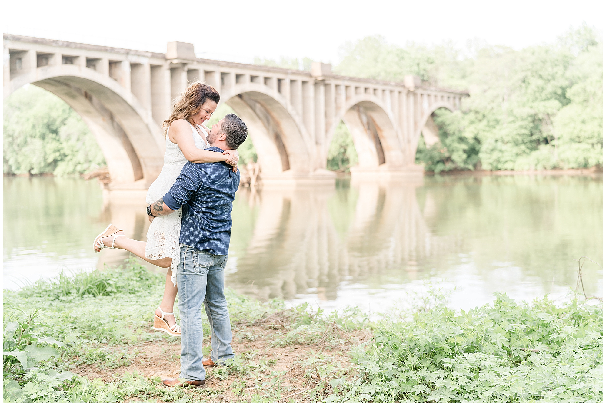 Northern Virginia engagement session