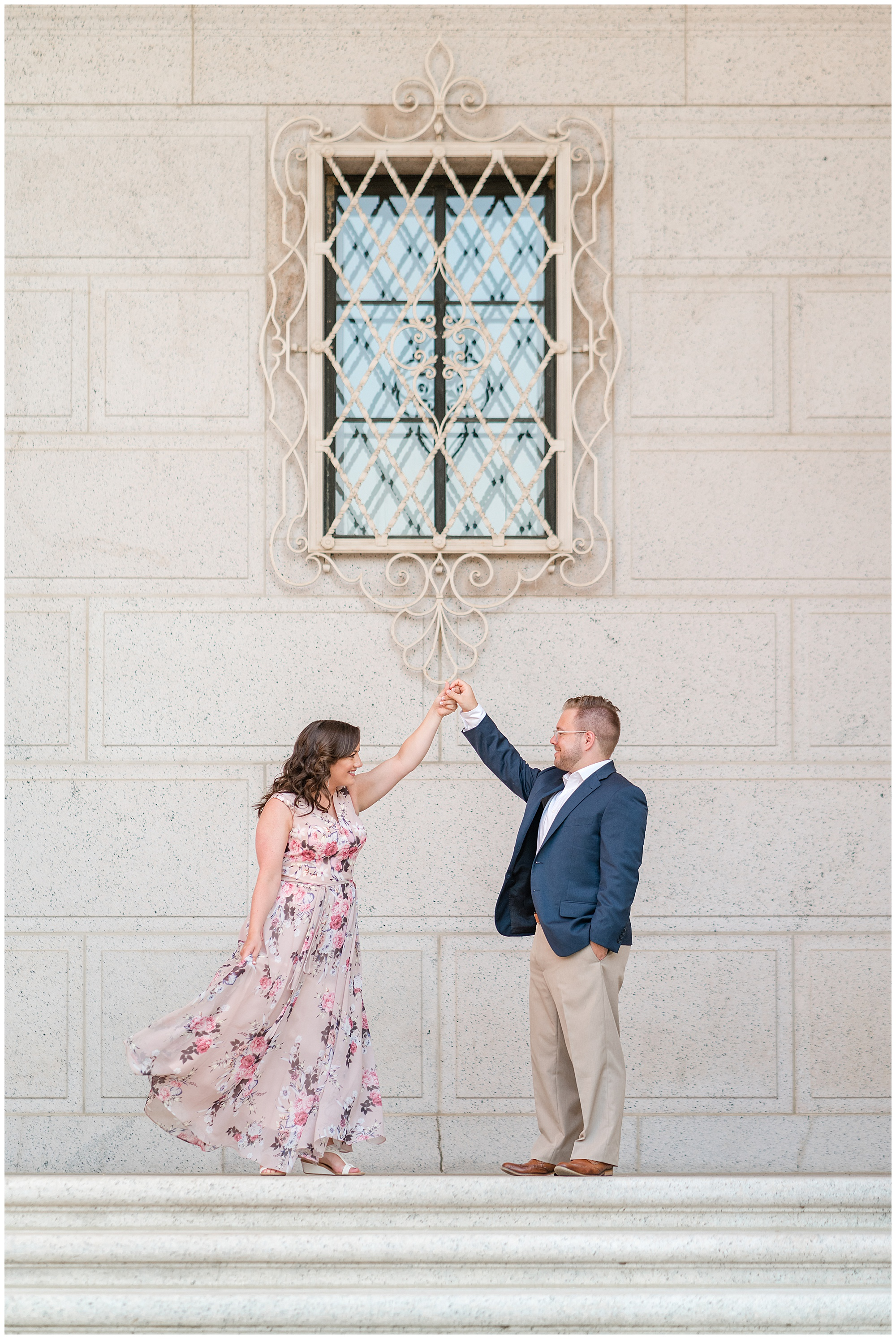 alexandria virginia engagement photographer