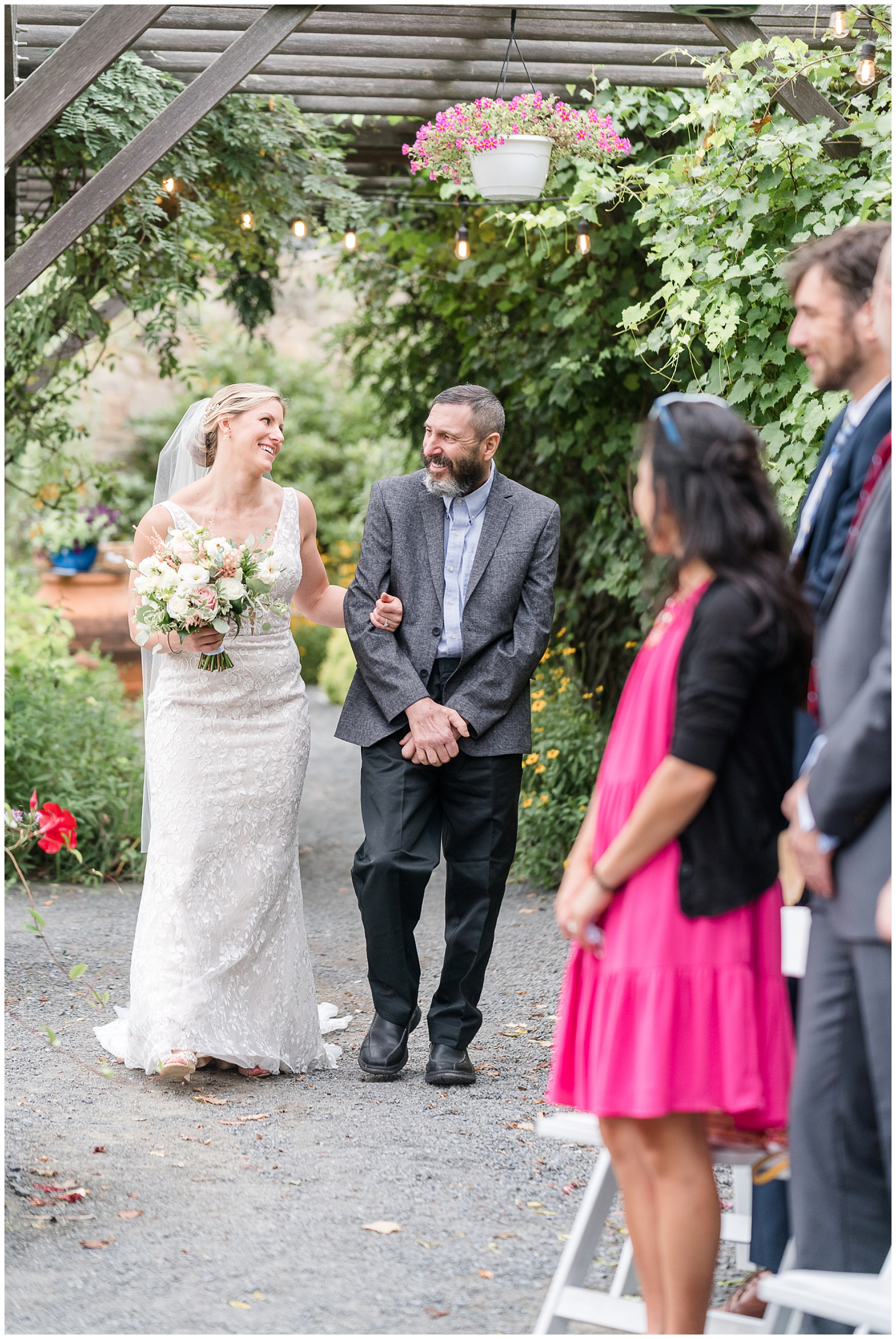 wedding at Salamander Resort