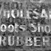 Footwear Ghost Sign