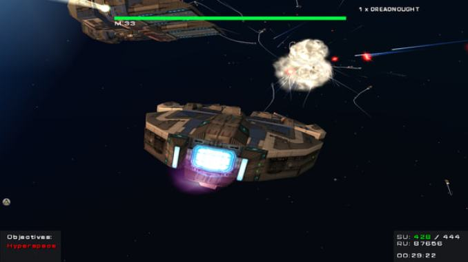 Homeworld: Emergence screenshot 1