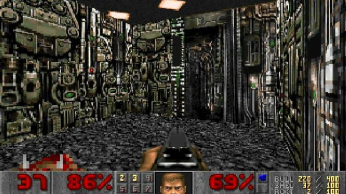 The Ultimate DOOM screenshot 3