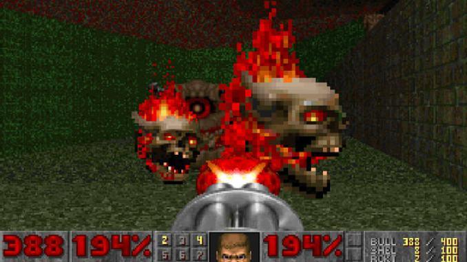 Doom II + Final Doom screenshot 2