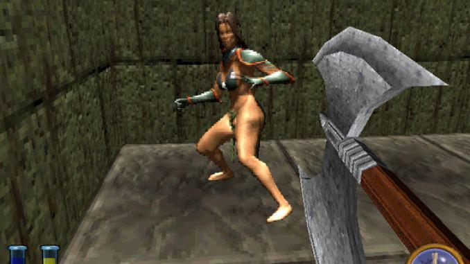 An Elder Scrolls Legend: Battlespire screenshot 3