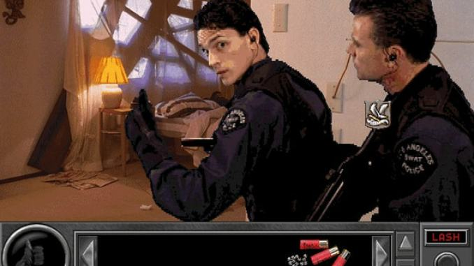 Police Quest: SWAT 1+2 screenshot 1