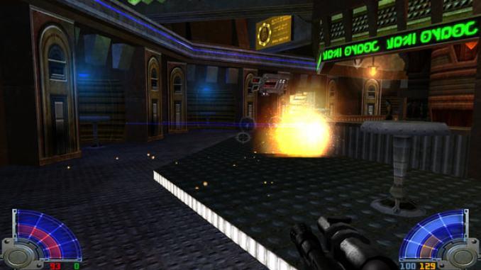 Star Wars: Jedi Knight - Jedi Academy screenshot 3