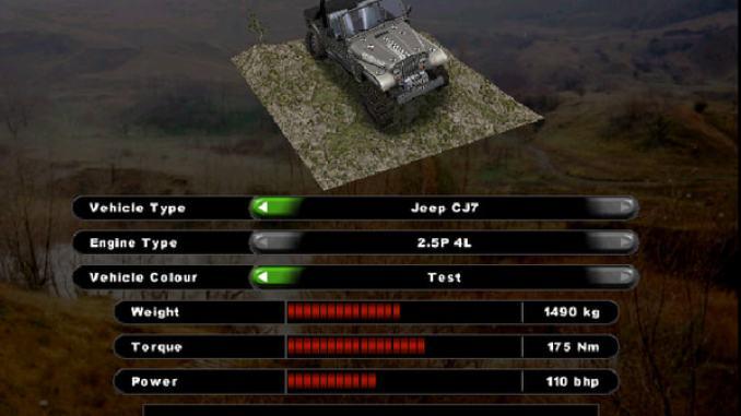 Screamer 4x4 screenshot 2