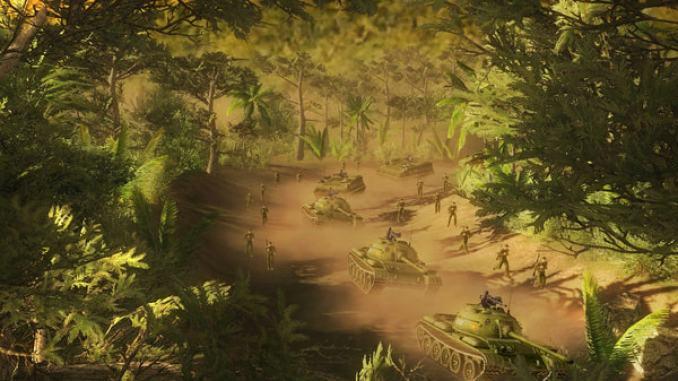 Men of War: Vietnam Special Edition screenshot 1