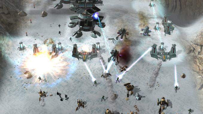 Earth 2160 screenshot 3