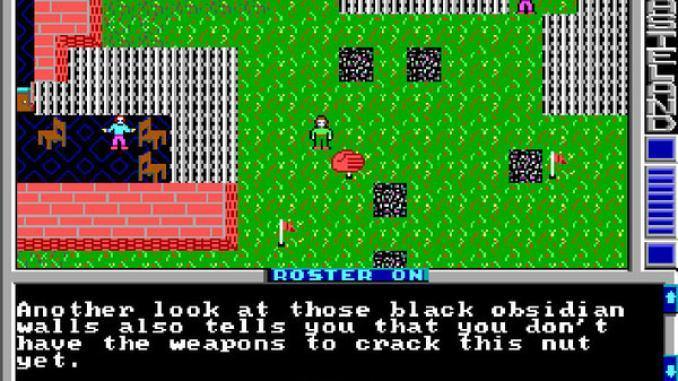 Wasteland 1: The Original Classic screenshot 1