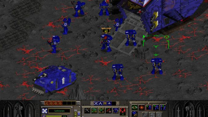 Warhammer 40000: Chaos Gate screenshot 3