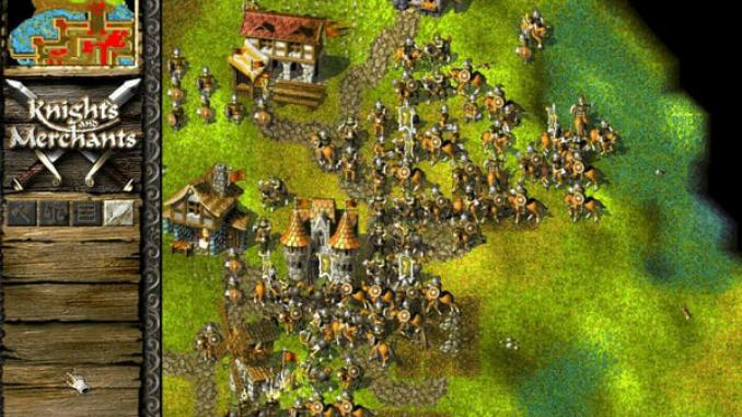 Knights and Merchants - The Peasants Rebellion screenshot 3