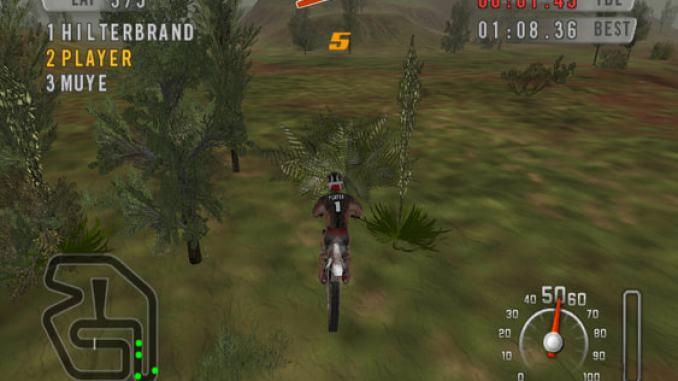 MX vs. ATV Unleashed screenshot 3