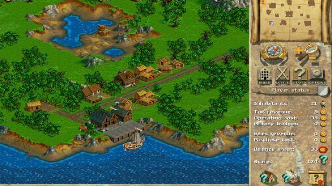 Anno 1602 A.D screenshot 2