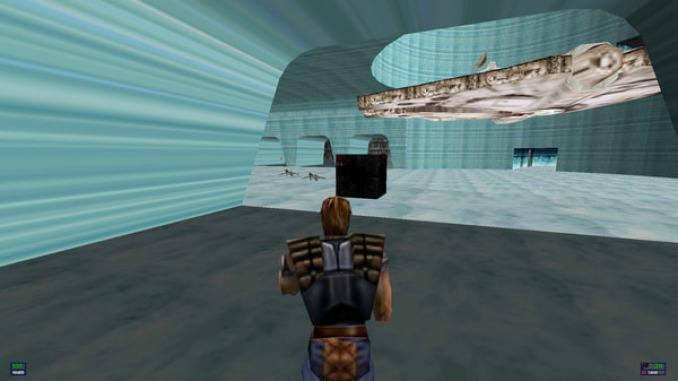 Star Wars: Shadows of the Empire screenshot 1