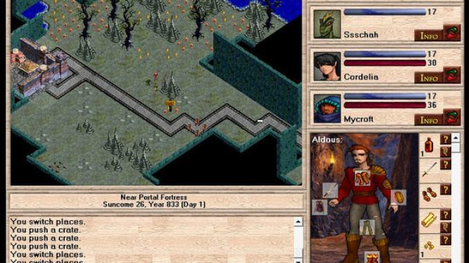 Avernum - The Complete Saga screenshot 2