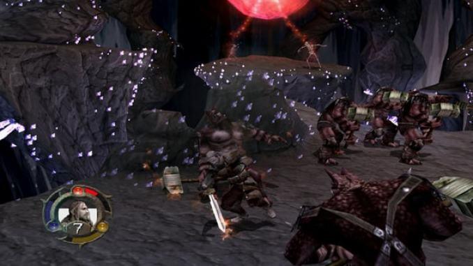 Forgotten Realms: Demon Stone screenshot 3