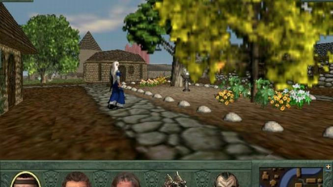 Might and Magic 8: Day of the Destroyer screenshot 1