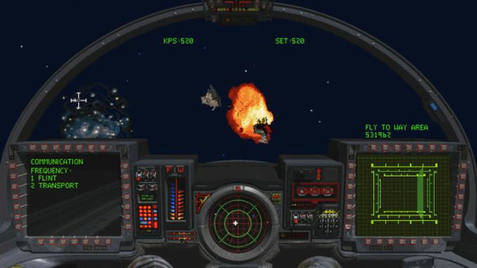 Wing Commander 3: Heart of the Tiger screenshot 2