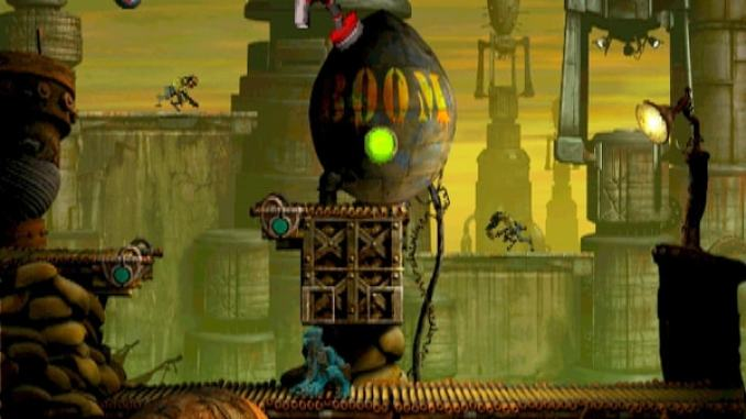 Oddworld: Abe's Exoddus screenshot 3
