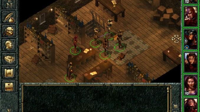 Baldur's Gate: The Original Saga screenshot 2