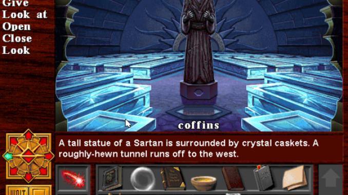 Death Gate screenshot 1