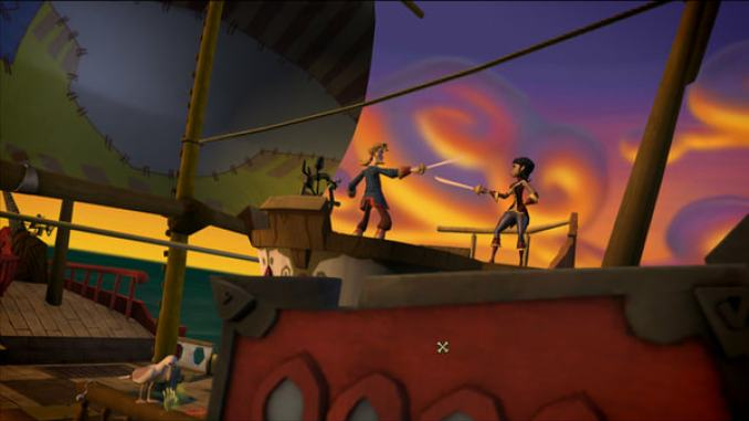 Tales of Monkey Island screenshot 2