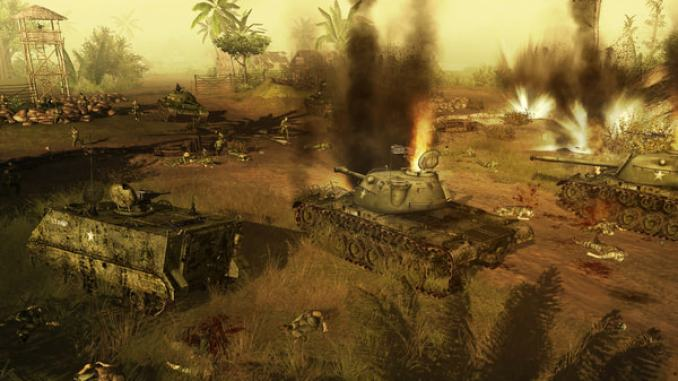 Men of War: Vietnam Special Edition screenshot 3