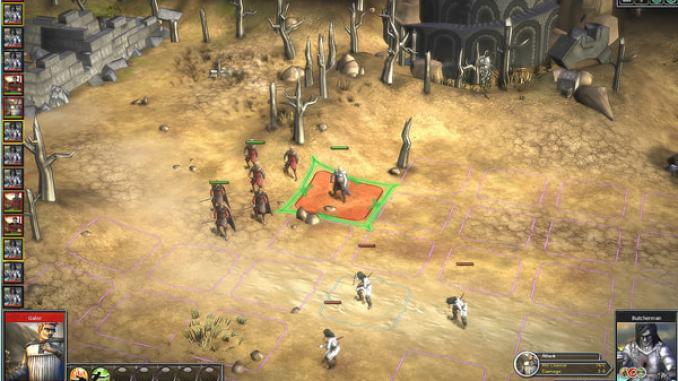 Fallen Enchantress: Ultimate Edition screenshot 1