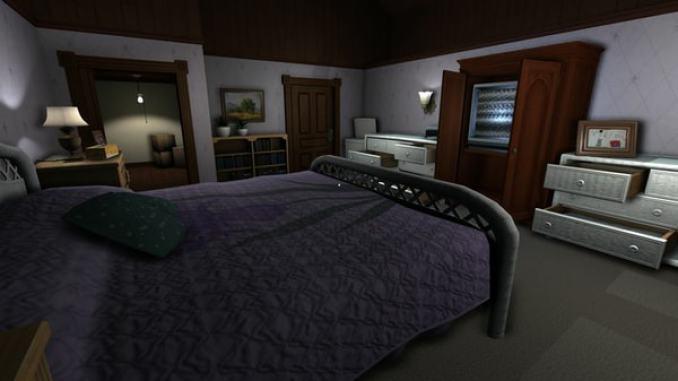 Gone Home screenshot 1